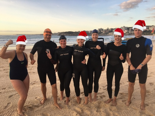 Merry Christmas and New Round of Swimming Courses!